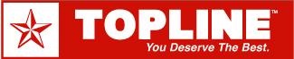 Topline Fiberglass Doors Logo Home