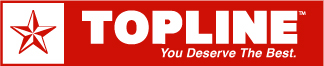 Topline Fiberglass Doors Logo